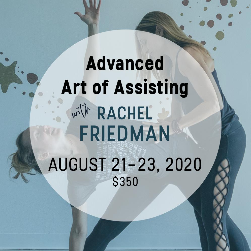Advanced Art of Assisting