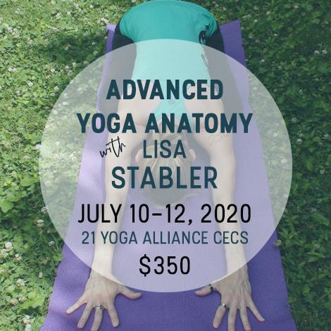 Advanced Yoga Anatomy