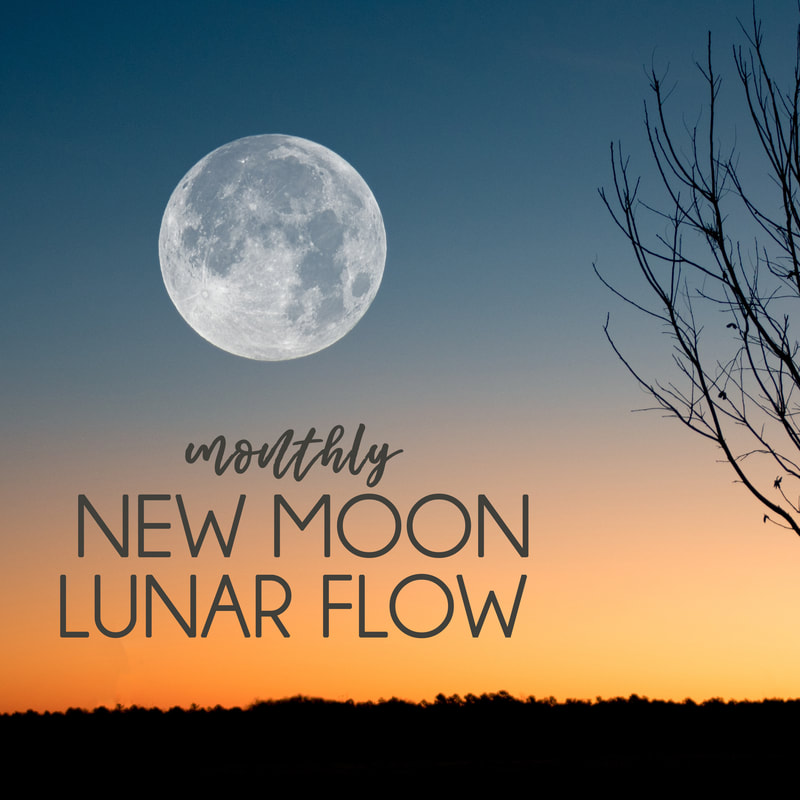 New Moon Lunar Flow