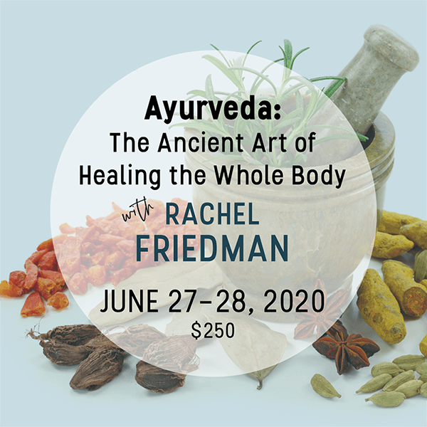 Ayurveda: The Ancient Art of Healing the Whole Body