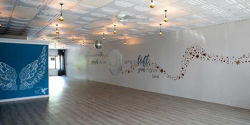 Yoga Moon Room Alpharetta