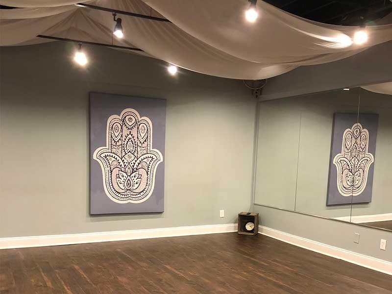 Yoga Moon Room Dunwoody
